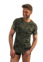 Koszulka Sesto Senso P1035 Military Style kr/r M-XL