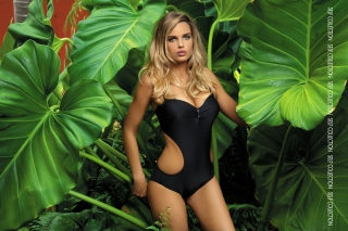 Monokini California Self S801