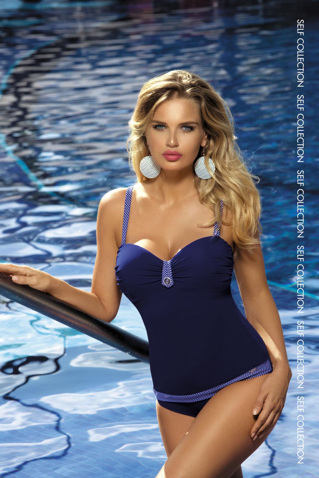 Kostium kąpielowy Self S 8060 R