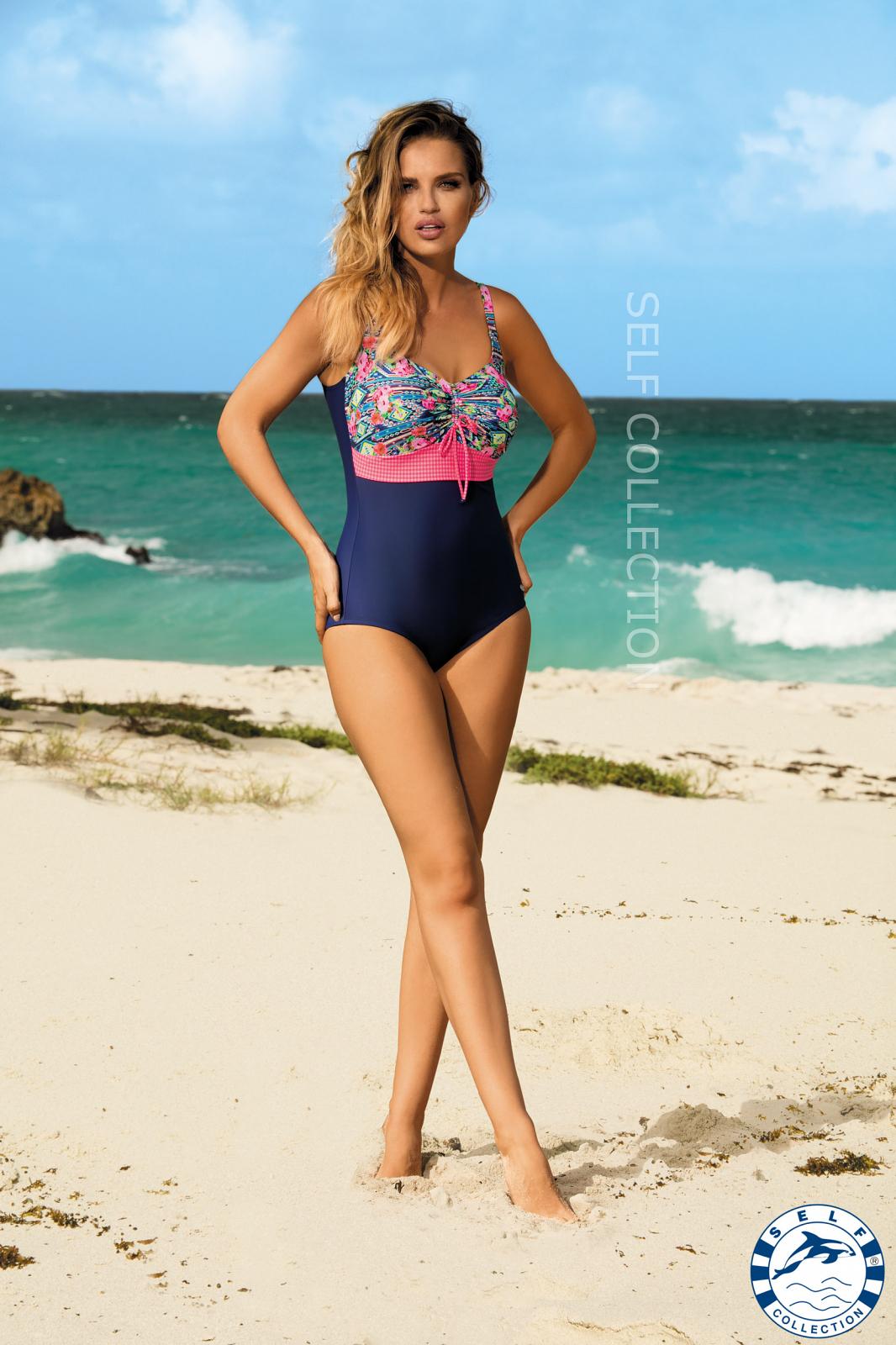 Kostium kąpielowy Self Colletion S 684 E18